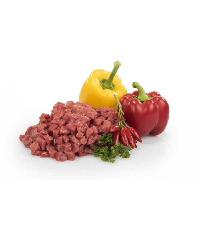 BIO-Gulaschsuppenfleisch vom Rind