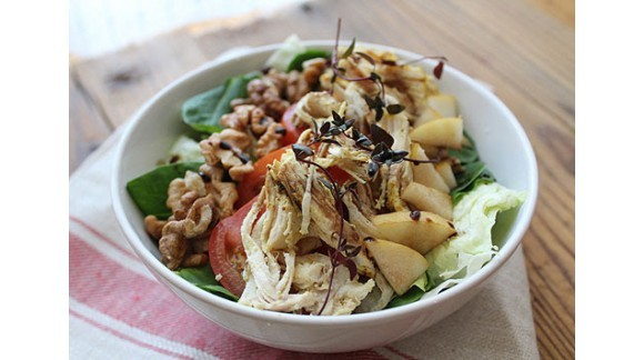 Pulled Chicken Salad